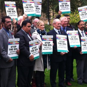 Local MPs react to EDL march ban in Walthamstow